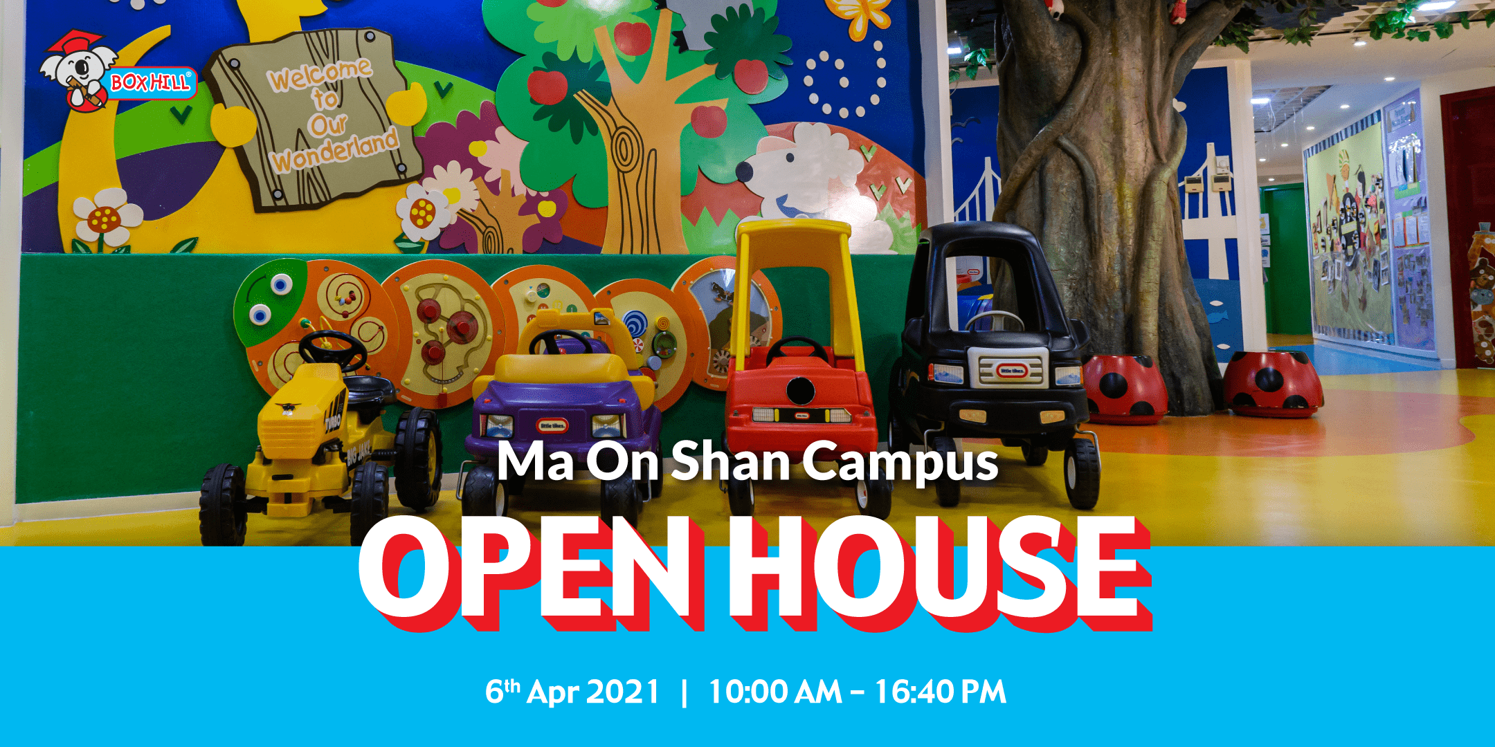 Ma On Shan Campus: Open House