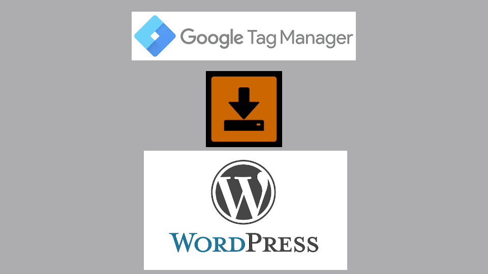 Adding Google Tag Manager to your WordPress